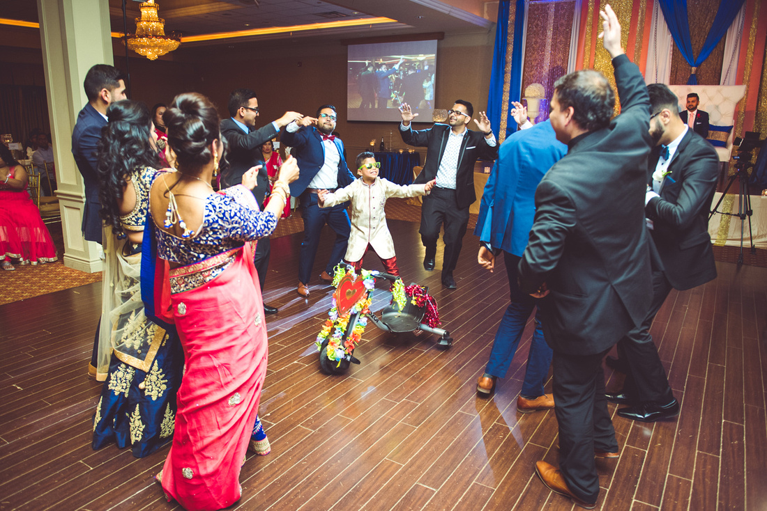 gujrati reception