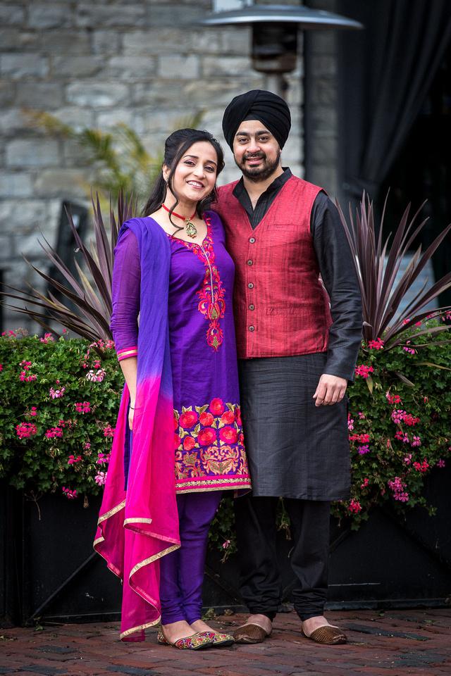 Jasmine & Chandan Rekhi (0)