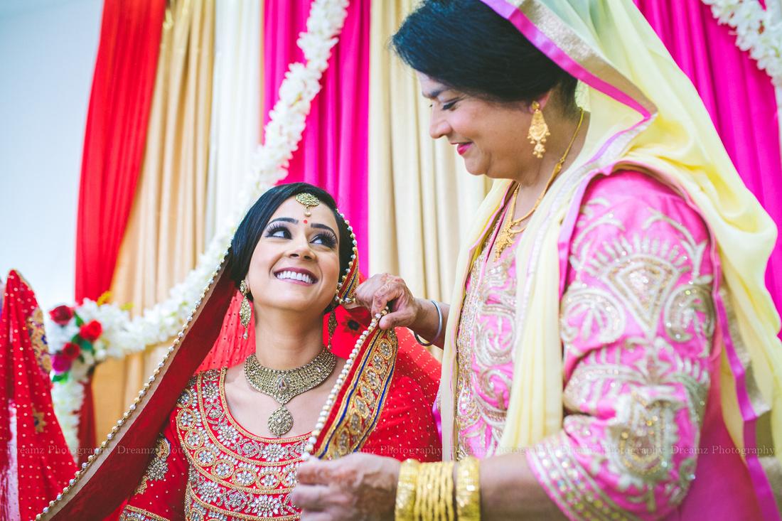 Dreamz Photography | Kulwant and Satnam Sikh wedding in Brampton ...